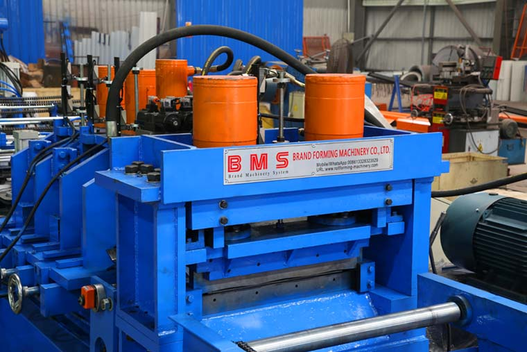 c purlin machine for 5mm thickness