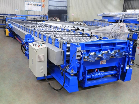 YX68.5-950 Floor Deck Roll Forming Machine