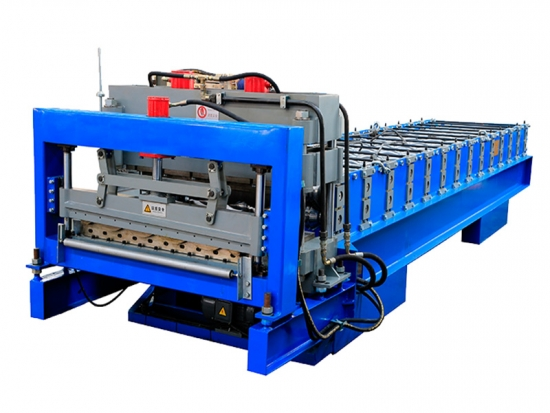 Glazed Tile Making Machine for YX28-828